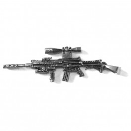 Медальон aвтоматична пушка М4 Standart Infantry Rifle (S.I.R.)