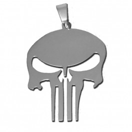 The Punisher Skull Pendant